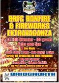 BRFC Fireworks 2018