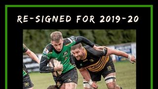 Season 19-20 Signings