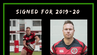 Meet our new signing Mike Penn
