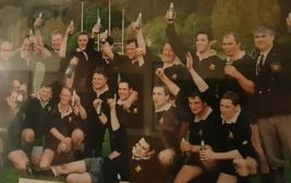 Sad loss of a true Bridgnorth rugby man.