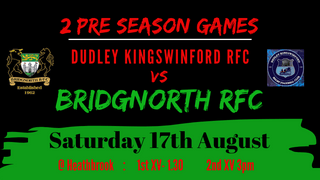 Pre Season kicks off this Saturday