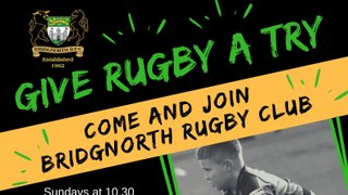 Mini and Junior Rugby will soon be back on!