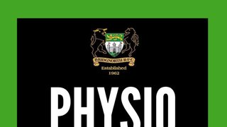 Physio Required on Game Days