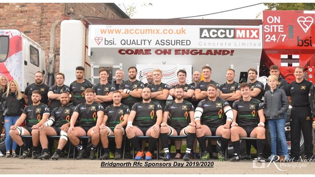 Bridgnorth 1XV 19/20 Review