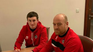 EEL Signs For London Broncos!
