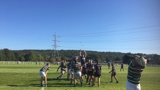 Under strength Grovians thrashed by 13 try Rishworthians