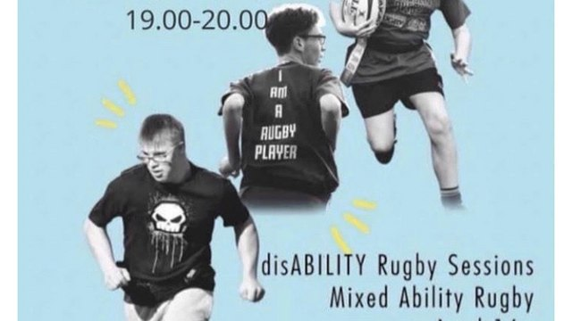 Mixed Ability Rugby Open Session - 6th May