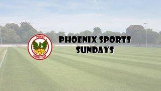 Phoenix Sports Sundays 2-3 Southwark Town