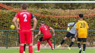 Three Bridges v Phoenix Sports - FA Cup