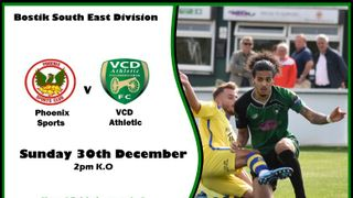 Phoenix Sports v VCD Athletic