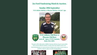 Joe Ford Fundraising Match and Auction