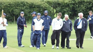 1st XI - Emley Away (League & Cup) - June 2012