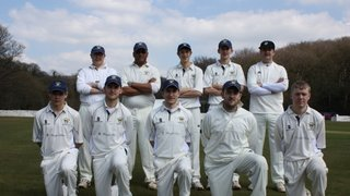 2nd XI - Denby Dale (Home) 20.4.13