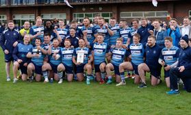 Champions!  - South West 1 East 2018/19!!
