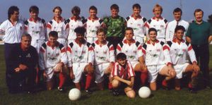 1992-1993 Players Records
