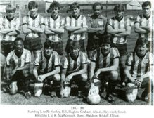 1983-84 Players Records