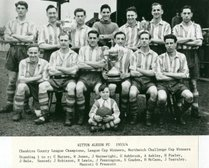 1953-54 Players Records