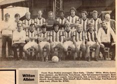 1982-83 Players Records