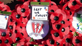 Remembrance Day Centenary