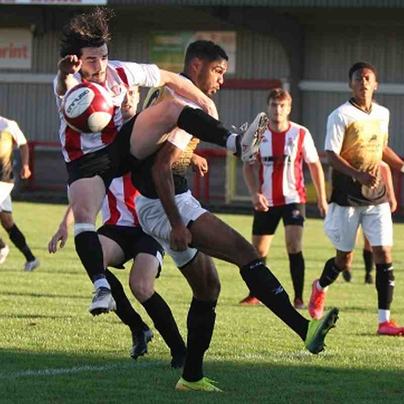 Witton v Crewe 18/8/20 by Keith Clayton