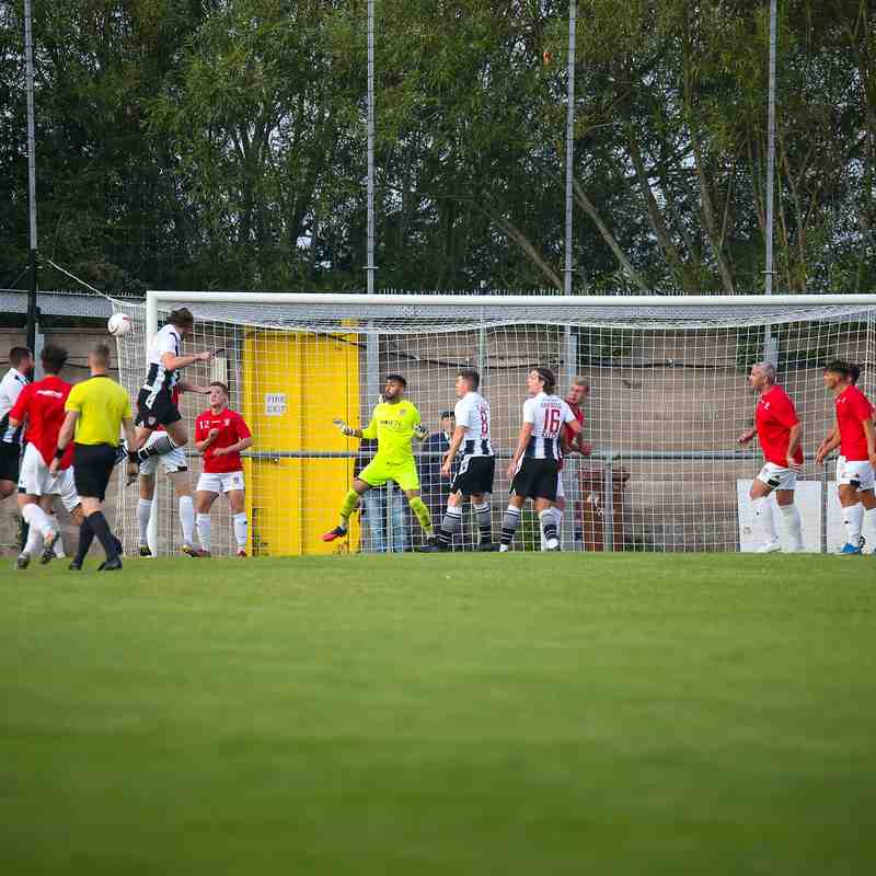 Witton Albion at Flint Town United by Karl Brooks Photography