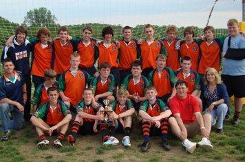 Boys Division II Champions, 2011