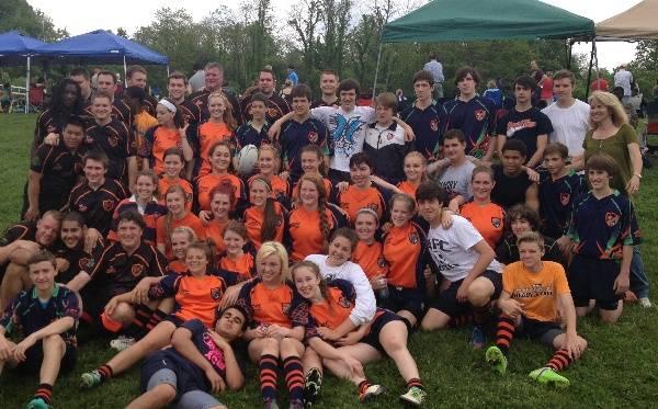 PRU B side/ C side tournament.  Men, Boys, Girls-  May 2013