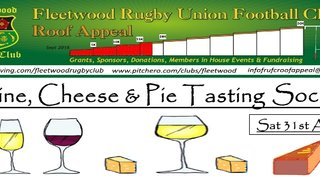 WINE, CHEESE & PIE TASTING SOCIAL 7-30 for 8-00pm