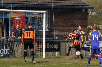 Nathan Taylforth notches his 2nd goal
