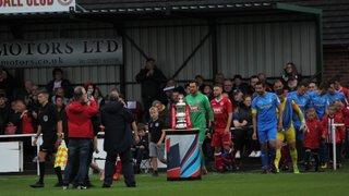 Longridge Town FA Cup 2019