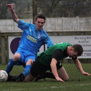 Barnoldswick Town (EL) 2 v Read United 2