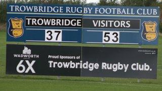 Blue vs Trowbridge 15  Sept 2018