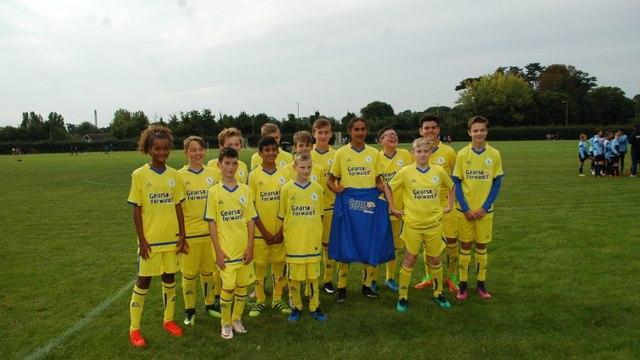 U16 Panthers Yellows