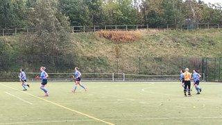 Plate Semi Finals Ladies 1s v Durham City