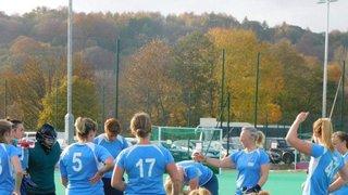 Ladies 1s v Richmond Roses Cup Final Nov 2018