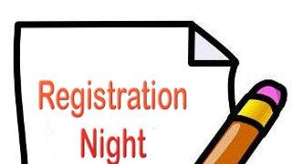 Colts Registration & Social Evening