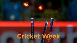 Cricket Week 2018