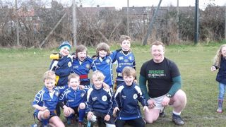 Under 7's v Heaton Moor