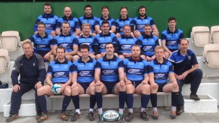1st XV - New Kit Sponsored by 3Shires Building Ltd.