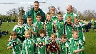 2010-11 season U9s