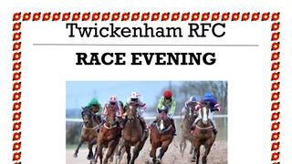 TRFC Race Night - Saturday 2nd February