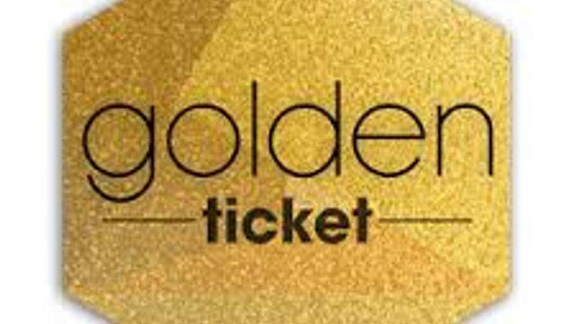 Drive Vauxhall Golden Ticket Event