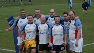 South Coast masters v Rest of the Country