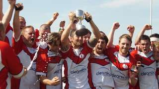 South East Challenge Cup Final 2014