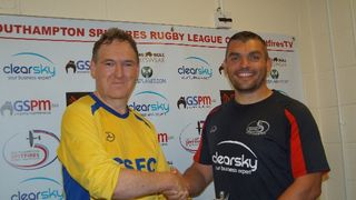 Touch Rugby League Man of Steel
