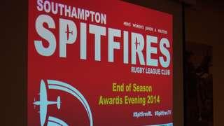 Senior Awards Chilworth Manor Hotel 2014