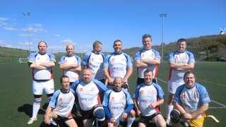Sussex Merlins Masters v Southampton Spitfires Masters