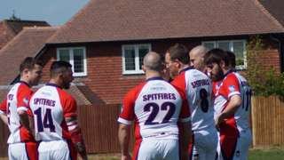 Weald Warriors v Southampton Spitfires (South East Cup QF)