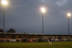 Tilbury Dominate, but Draw