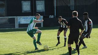 Great Wakering Under21's (With Thanks to Ian Hawkins)